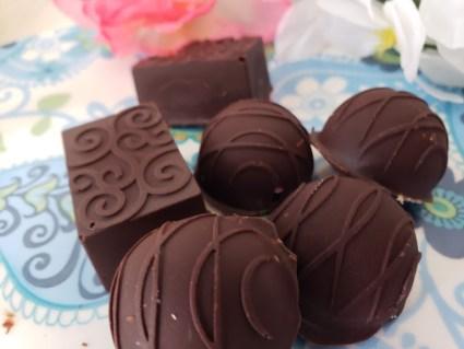 Keto Chocolate Candies