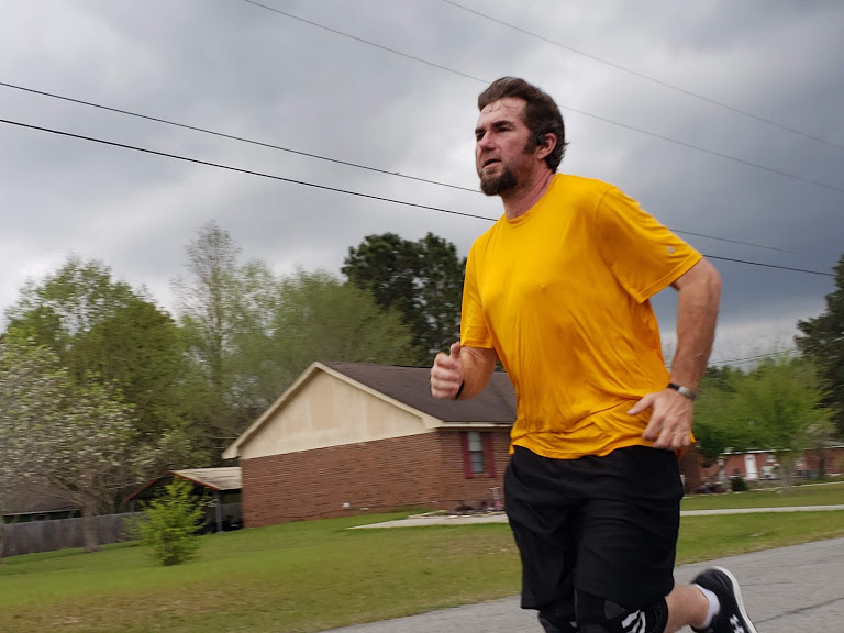 Marathon Training, the journey of a first timer