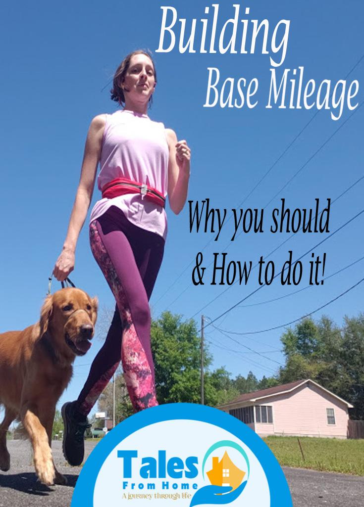 Building Base Mileage is important and here's why! #Running #runner #run #exercise #fitness #fitnessjourney #FitnessGoals #Runningtips