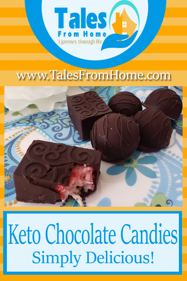 Keto Chocolate Candies! Simple and Delicious! #Keto #Ketogenic #Ketorecipes #Ketodesserts #ketodiet #ketotreat #LCHF #lowcard #candyrecipe #treats
