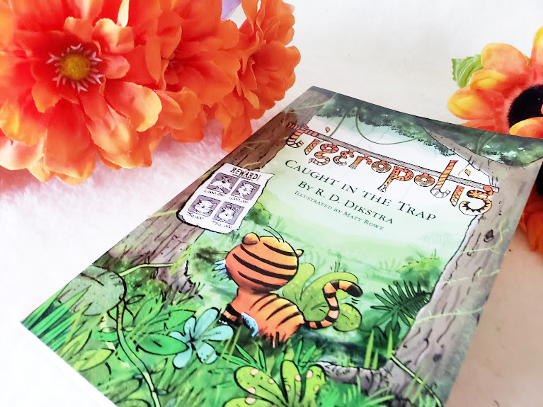 Tigeropolis a book by R.D Dikstra