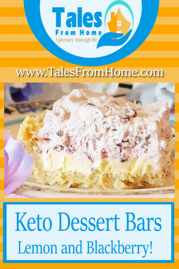 Keto Desserts Bars, Blackberry and lemon delight! #keto #ketorecipe #ketogenic #ketosis #ketodiet #ketowoe #dessert #ketodessert #lchf #lowcarb