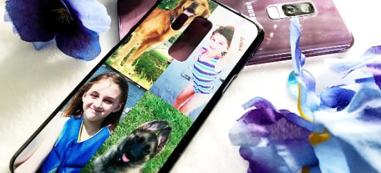 A personalized phone case from GoCustomized