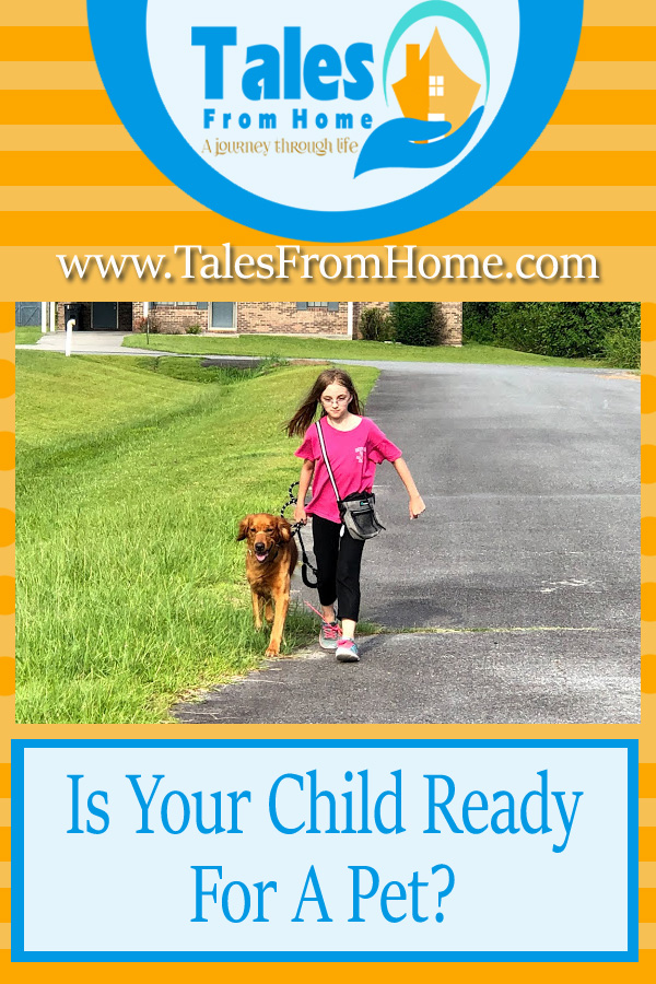 Is your child ready for a pet? #pets #family #kids #dogs #cats #puppys #kittens #firstpet #bloglife #bloggerlifestyle