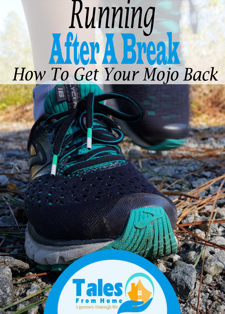 Running After A Break, How to get your Mojo Back! #run #running #exercse #fitness #healthyliving #health