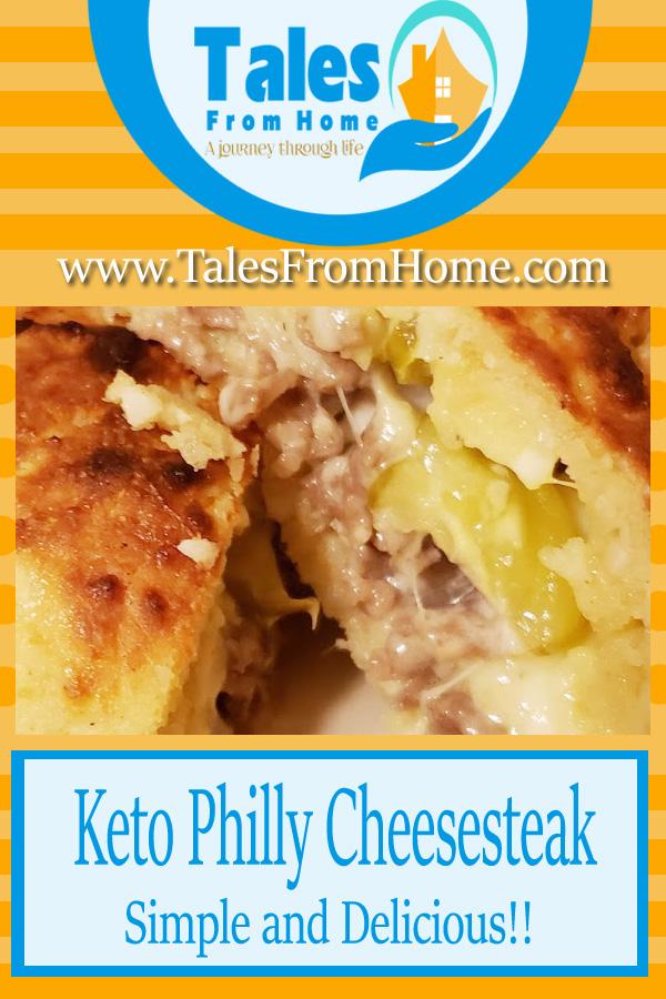 Keto Philly Cheesesteak Calzones #Keto #ketosis #Ketolife #Ketolifestyle #weightloss #lchf #lowcarb #Ketorecipe