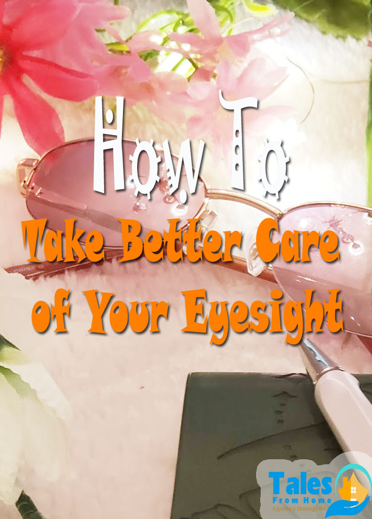 How to Take better care of Your Eyesight! #eyes #health #healthyliving #family #healthcare #glasses