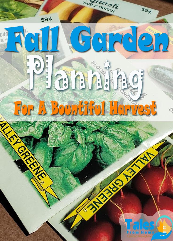 Planning a Fall Garden! #homesteading #gardening #homesteading #gardening #plants #fall #planning