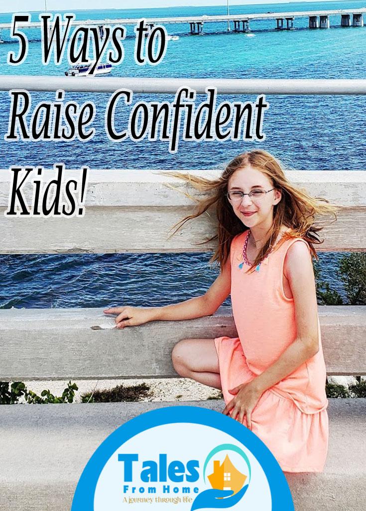 % ways we can help our children become confident and successful! #family #kids #parenting #parents #SAHM #confidence #raisingchildren #children