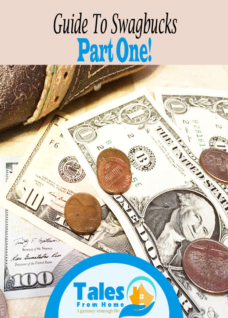Learn to use Swagbucks and earn a bit of extra spending money! #swagbucks #makingmoney #money #finances #extramoney #earningmoney #sidehustle