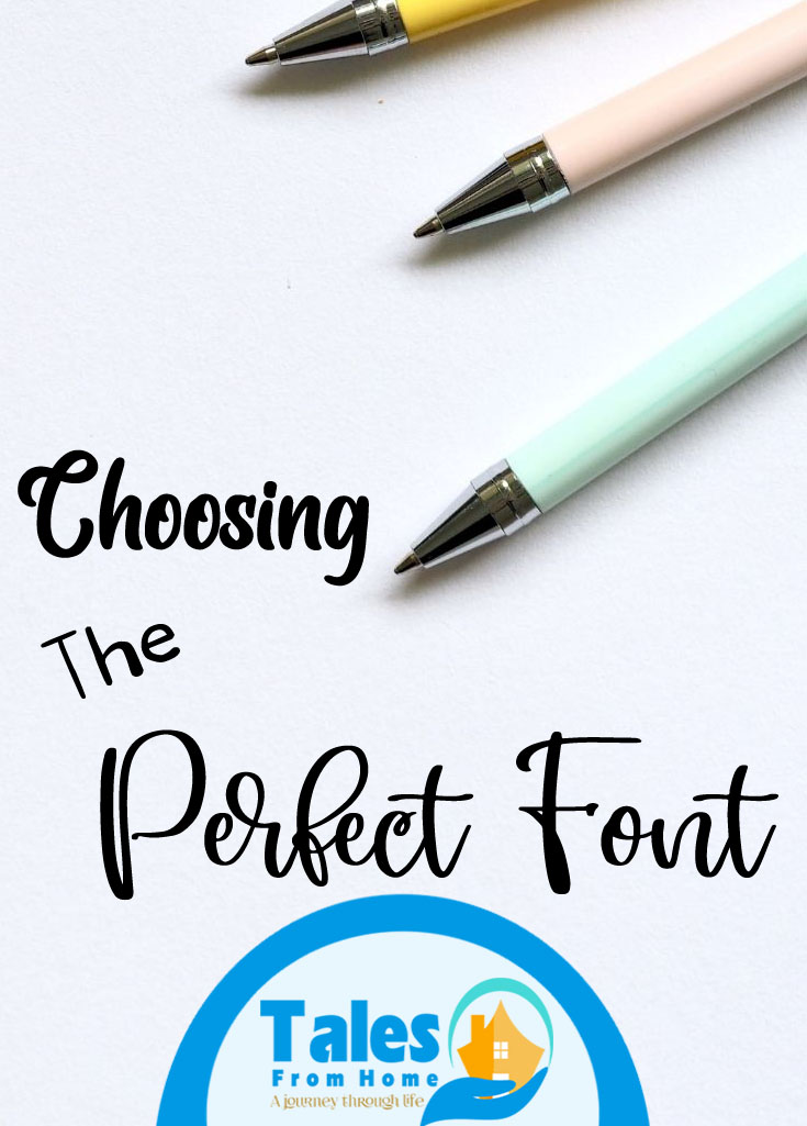 How to choose the perfect font and why it matters! #blogs #blogging #blogger #bloghelp #fonthelp #brandhelp