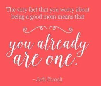 Quote on Motherhood