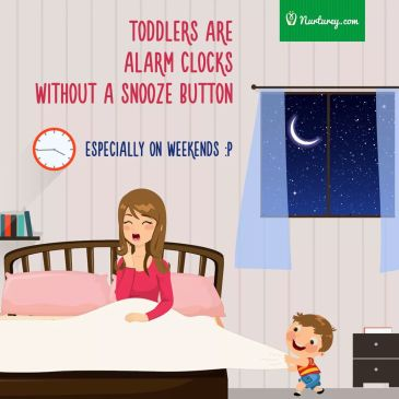 10 Kiddie Alarm Clocks all Mums Hate…
