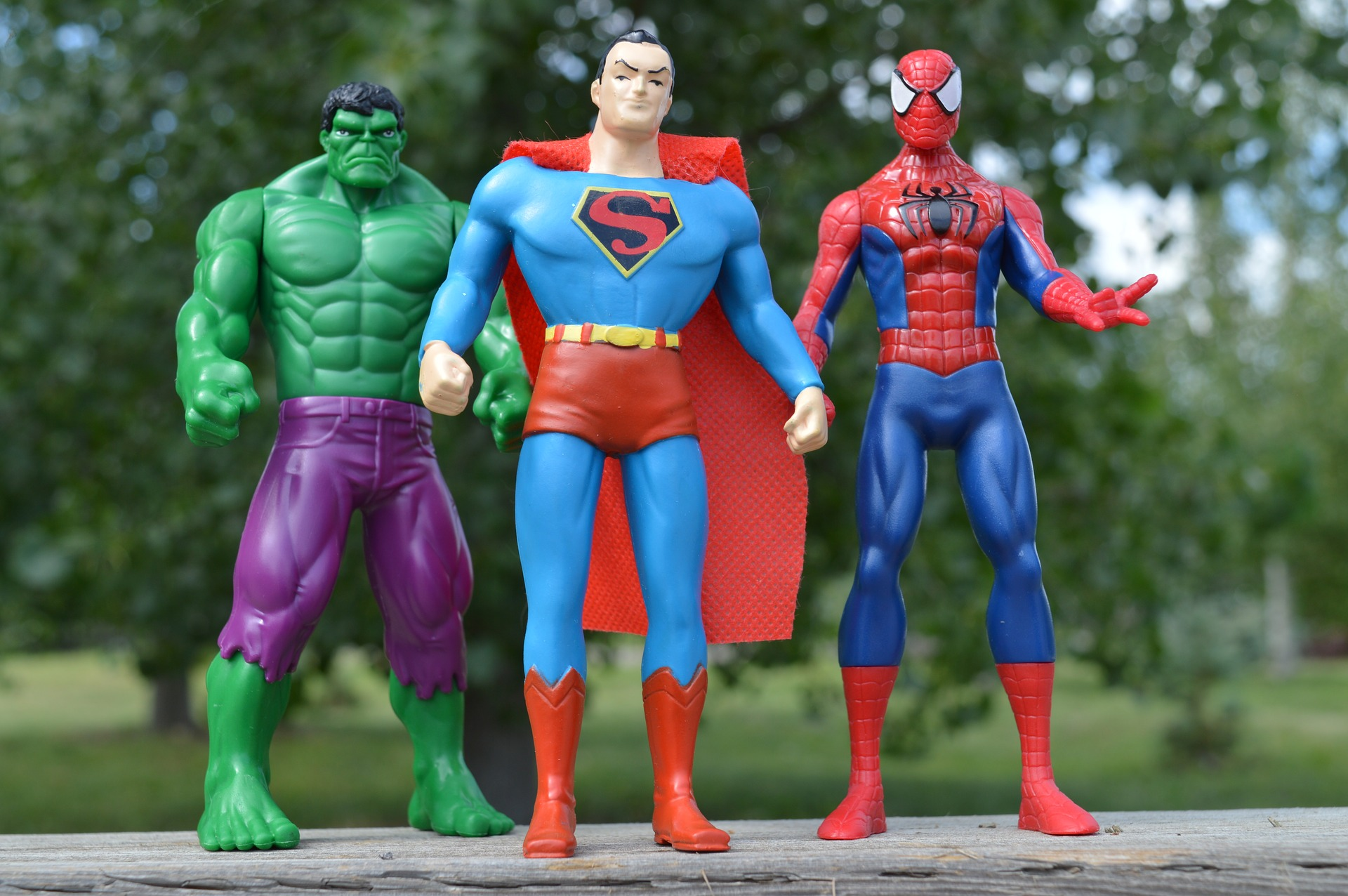 5 'Super Hero' Rules for Toddlers