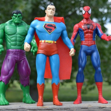 5 'Superhero' Rules for Toddlers
