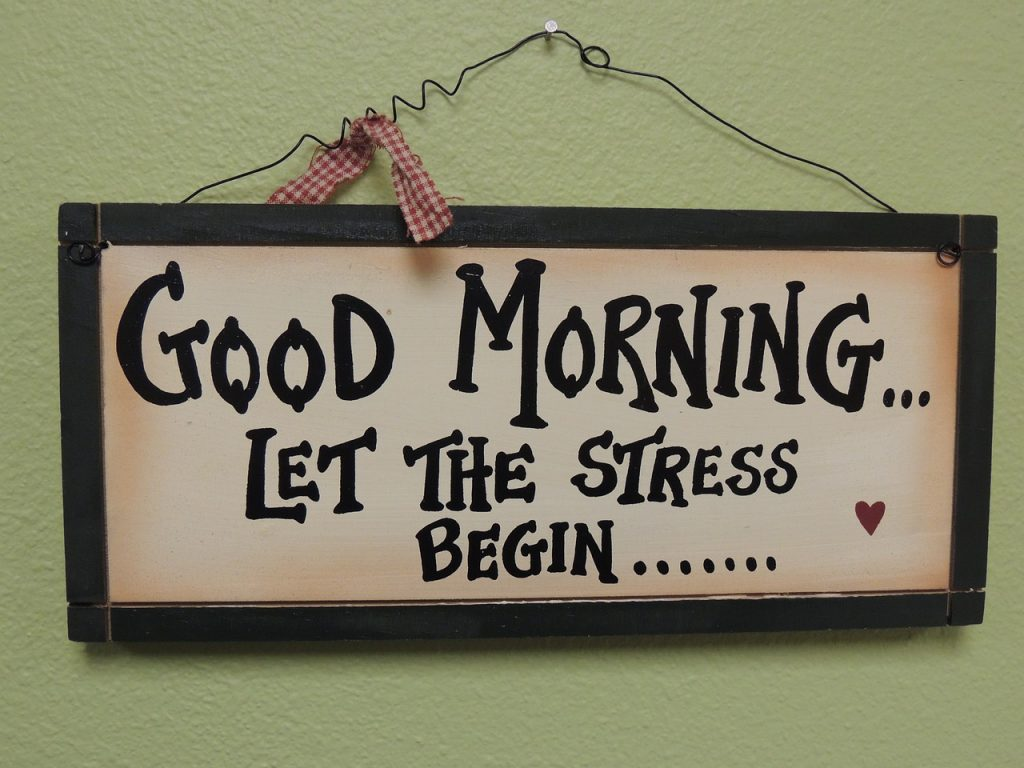 stress - plaque