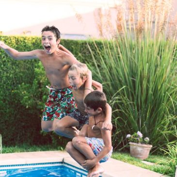 Kids and Pools – the Safety Basics…