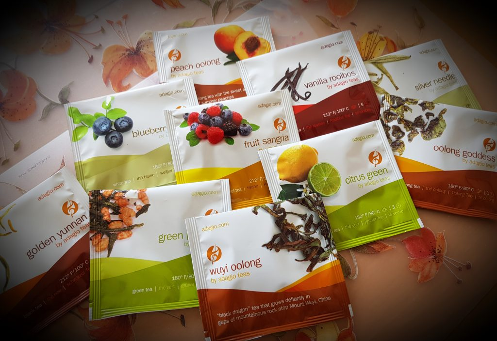 Freshen up with Adagio Teas: Review