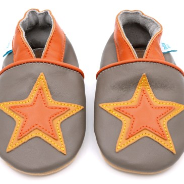 Dotty Fish Shoes Review: The Baby Foot Health Campaign