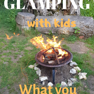 Glamping with kids: What you should know