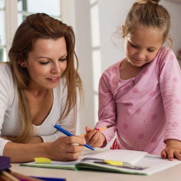Tips on exploring creative writing with your child