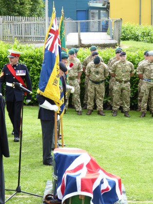 Armed Forces Day 25th June 2016