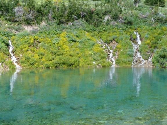 Crystal lake wyoming