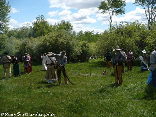 Port Neuf rendezvous,mountain man rendezvous,black powder shooting