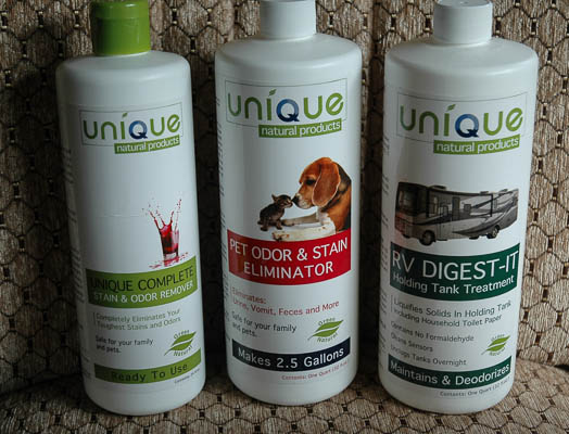 Unique all natural products review