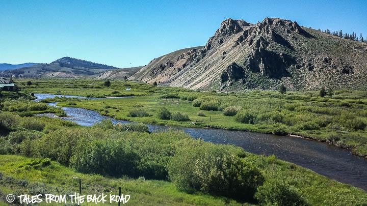 Phoneography photo challenge - Stanley, Idaho
