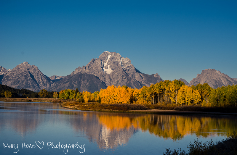 Take all the photos, Oxbow bend