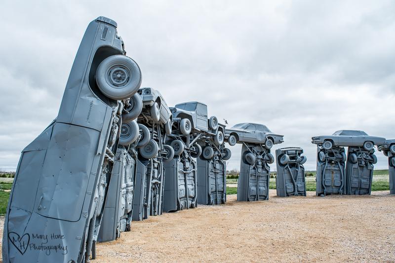 Carhenge in Nebraska
