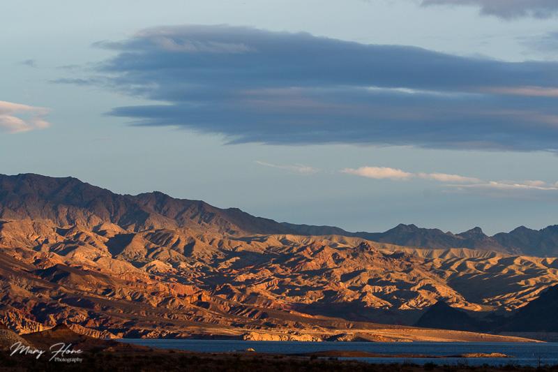 Boondocking at Lake Mead
