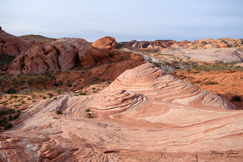 valley of fire fire wave