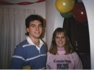 Scott and Mandy 1986