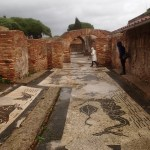Christmas in Italy – Exploring Ostia Antica