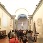Christmas in Italy – Visiting the legendary Accademia Gallery!