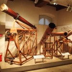 Christmas in Italy – The Galileo museum