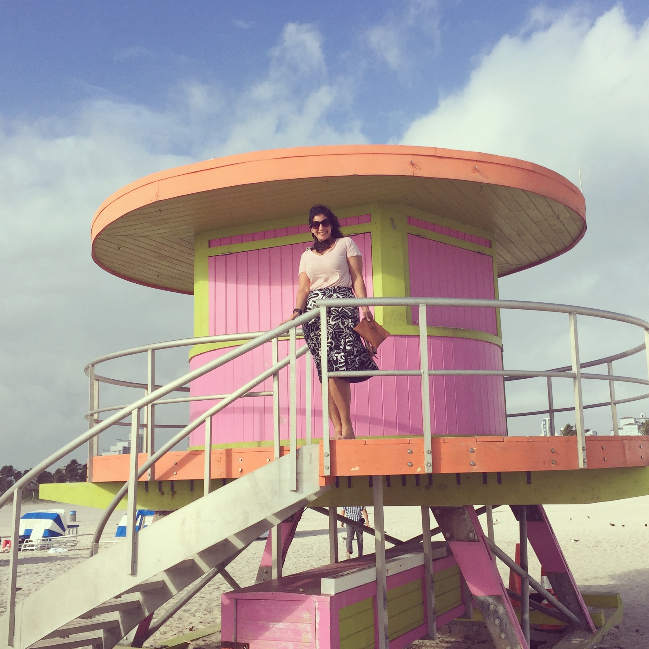 South Beach Lifeguard Stations
