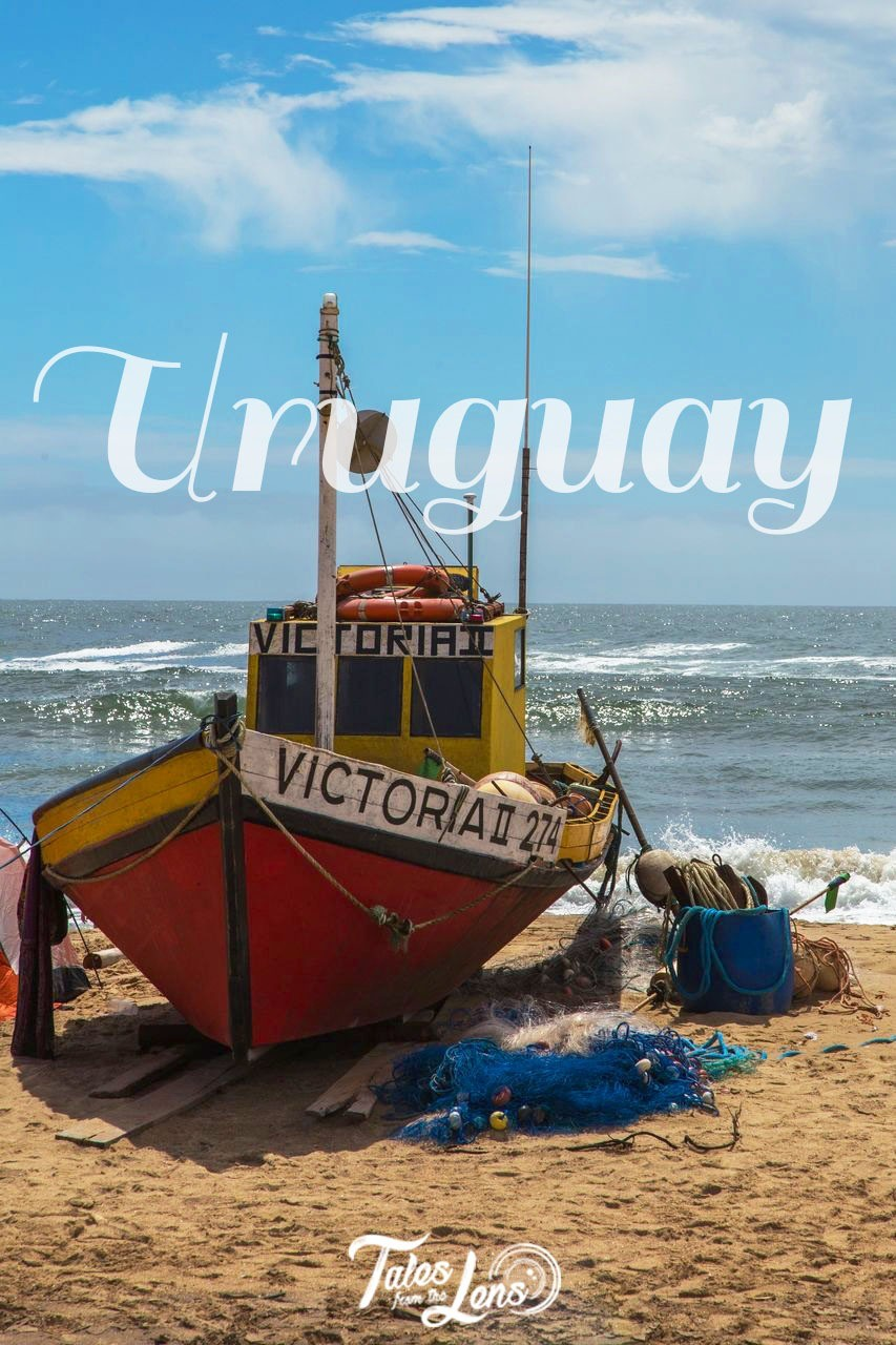 Pin it - People say there are places you immediately fall in love with. For us Uruguay was one of the places we didn't fall in love with. https://talesfromthelens.com/2017/06/28/no-love-for-uruguay/