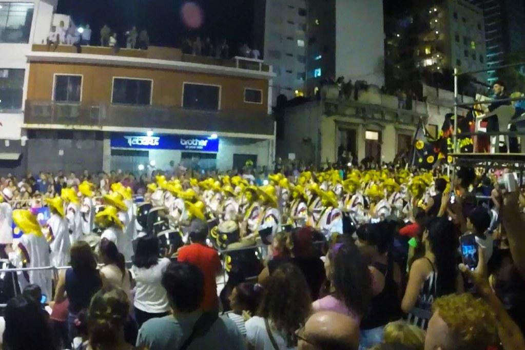 "The ""Llamadas"" in Montevideo"