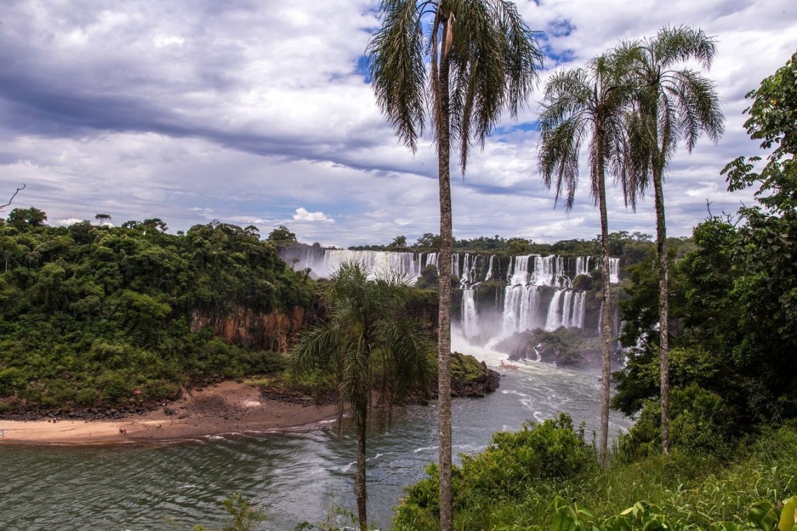 The Mighty Iguazu Falls Argentina And Brazil Sides Tales From - 10 amazing things to see in iguazu national park argentina