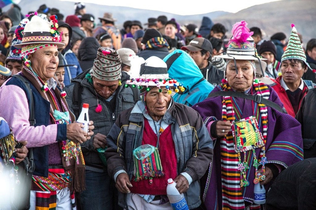 Photo Gallery – The Aymara New Year In Bolivia