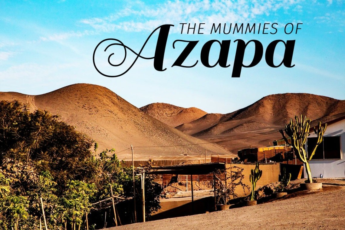 title img - Far up in the north of Chile is the town of Arica. Here is located the Azapa valley where some of the oldest mummies have been found. The ancient civilisation and some geoglphs dating hundreds of years. Learn more about this mystical place - https://talesfromthelens.com/2018/01/04/azapa-valley-arica-chile/