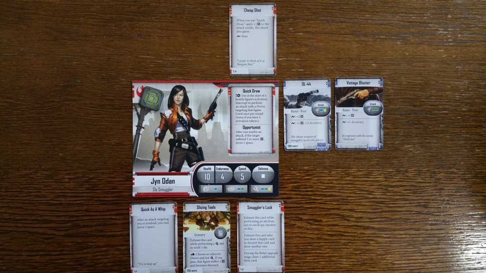 Star Wars Imperial Assault Campaign aka If you go down to the woods today........ (@ NAGA 08-06-2015) (6/6)