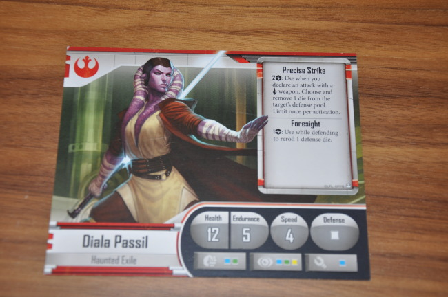 Star Wars Imperial Assault Campaign aka If you go down to the woods today........ (@ NAGA 08-06-2015) (3/6)