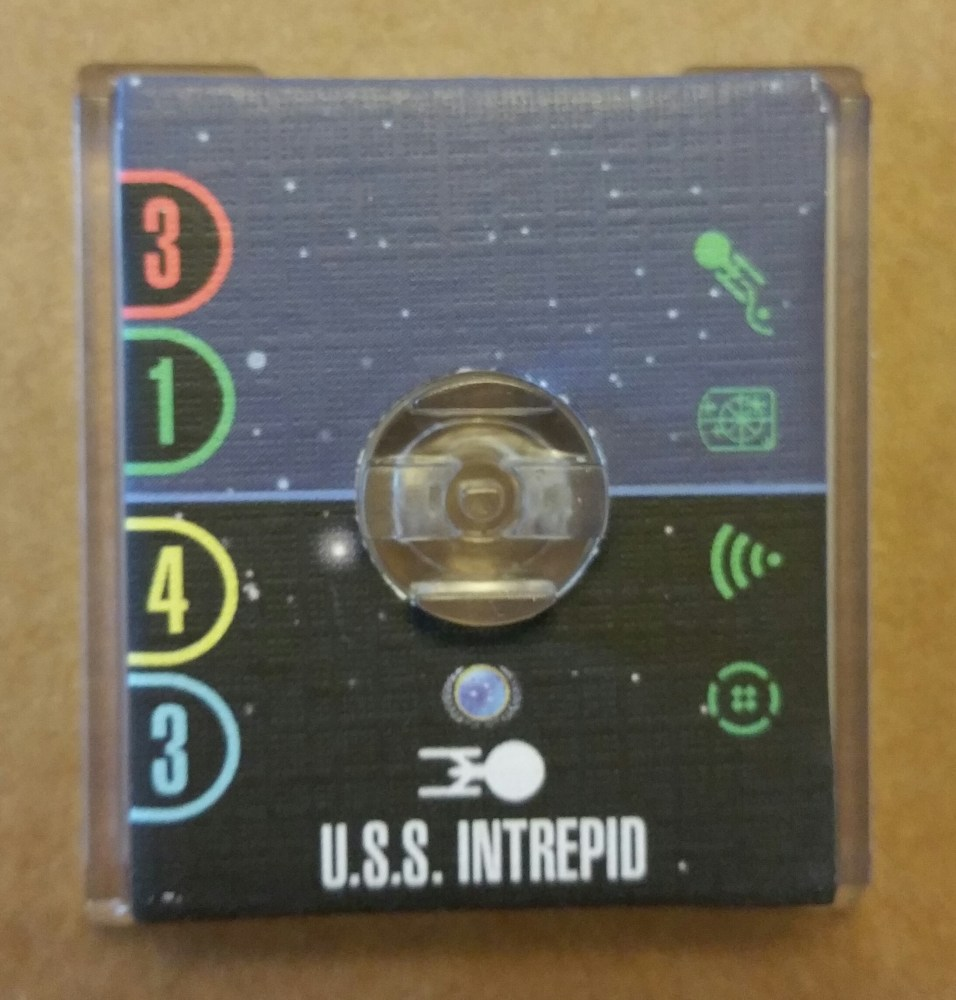 Star Trek Sunday - Balance of Terror OP - USS Intrepid (5/6)