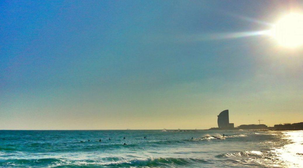 Barceloneta Beach in Barcelona - Free Things to do in Barcelona