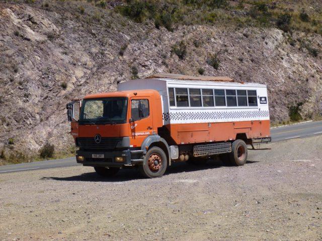 Our Dragoman Truck Rosita