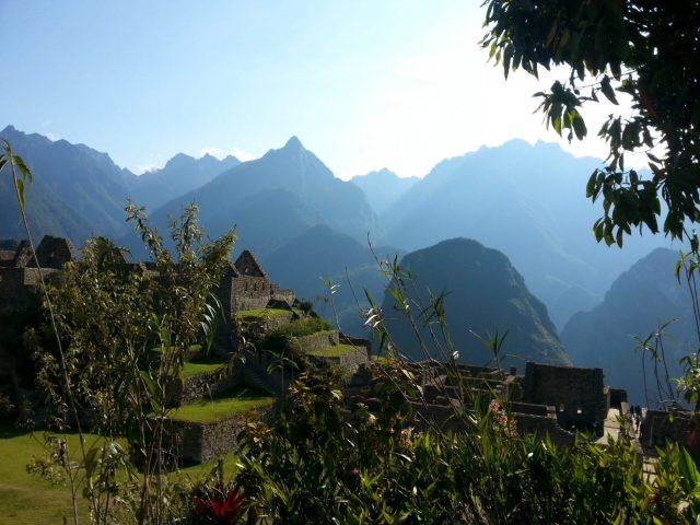 Exploring More of Machu Picchu